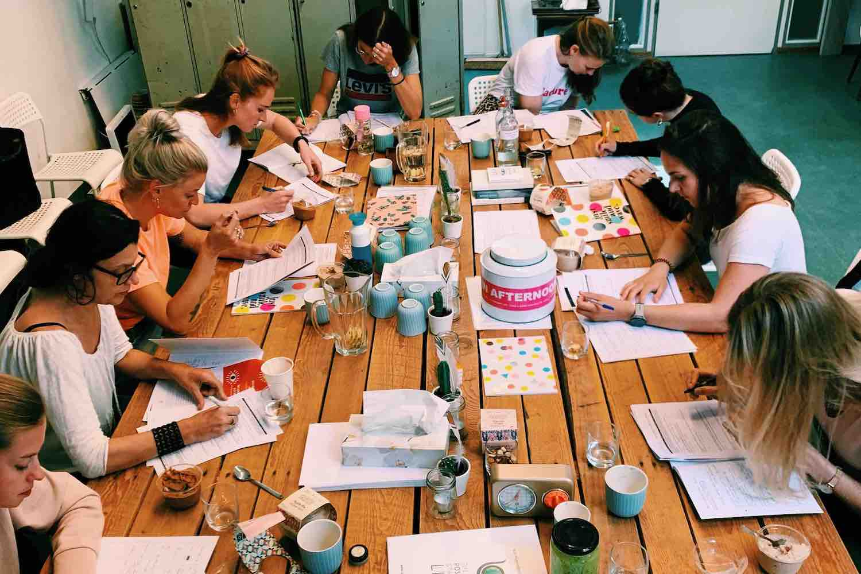 The Work 2.0 workshop foto